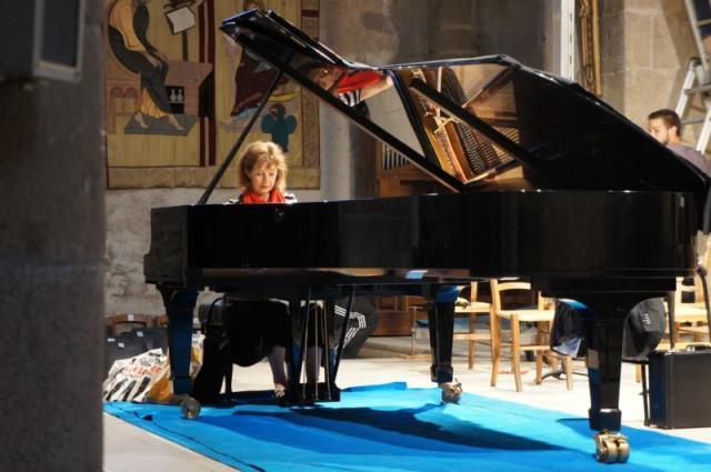 Piano STEINWAY concert modèle D